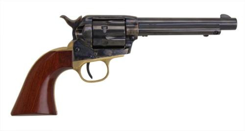 Uberti 1873 Cattleman New Model Stallion 22LR 5.5 Brass