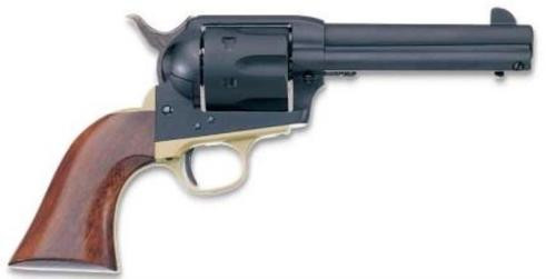 "Uberti 1873 Cattleman Hombre .357 Mag, 4.75"", Walnut/Matte Finish"