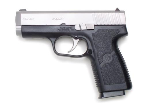 """Kahr Arms CW9 Standard DAO 9mm 3.5"""" Barrel, Black Polymer Frame/Stainless, 7rd"""
