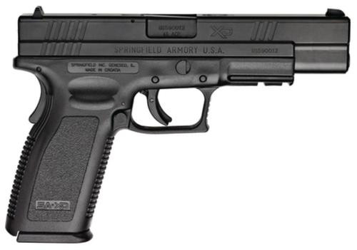Springfield XD 45 ACP, 5 Inch, Black, 2006 package, 13rd Mags