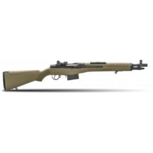"Springfield M1A SOCOM 308 16"" Barrel, Flat Dark Earth Synthetic Stock 10 Rd Mag"