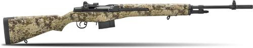 "Springfield M1A Standard SA 308/7.62 22"" Synthetic Highlander Camo Blued 10rd"