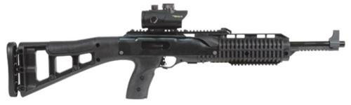 "Hi-Point 4595TS Carbine 45 ACP 17"" Barrel, Skeletonized Stock, 9 Rd Mag, Red Dot Scope"