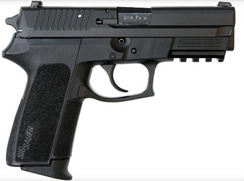 Sig SP2022 .40SW, Night Sights, 10rd Mags, Black