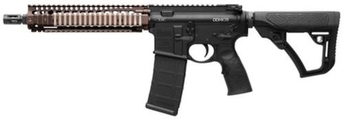 "Daniel Defense MK18 SBR 5.56 10.3"" Barrel Flat Dark Earth RISII MK18 Handguard 30 Rd Mag, All NFA Rules Apply"
