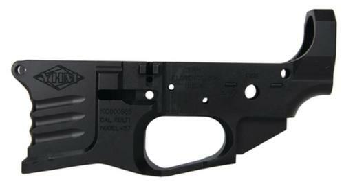 Yankee Hill Machine AR-15 Stripped Billet Lower Receiver