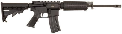 "Windham Weaponry AR, 300 Blackout, 16""Medium Profile Barrel, 1:7 Twist, A2 Flash Suppressor, Anodized Finish, Black Color, 6 Position Stock, Optics Ready, 30Rd, 1 Magazine, Comes with Hard Case"