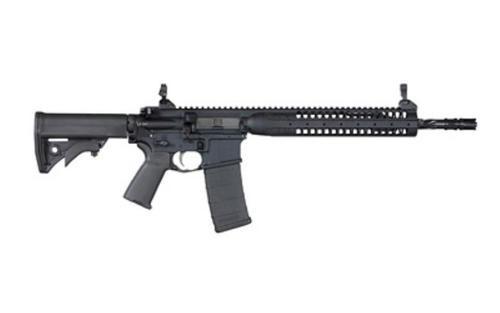 "LWRC SPR Platform Rifle 5.56/223 16"" Helical Fluted Barrel Black 30 Round"