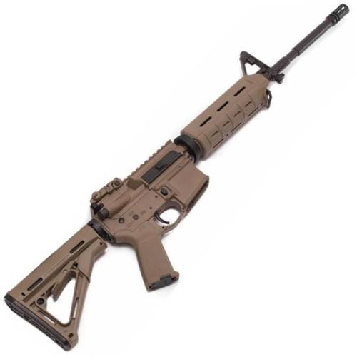 "Spike's Tactical M4LE AR-15 223/5.56mm 16"" Barrel, Flat Dark Earth No Magazine"
