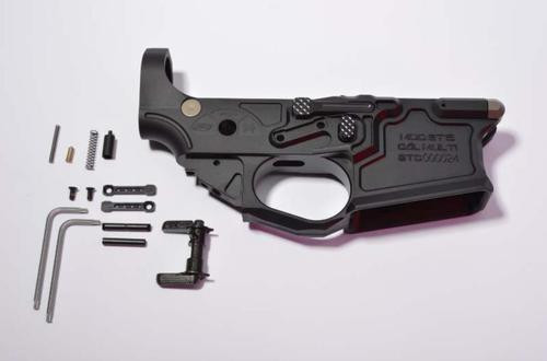 Spikes Billet Lower - Gen II (Includes all small parts except fire control group)