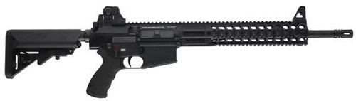 """LMT 308 Modular Weapon System. 16"""" Sopmod stock and Defender lower."""