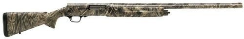 "Browning A5 12 Ga, 26"" Barrel, 3.5"", Mossy Oak Bottomlands Synthetic, 4rd"