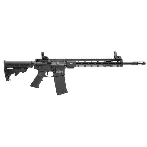 "Smith & Wesson M&P15T Tactical AR-15 5.56mm/223 16"" Barrel M-Lok Rail 30rd Mag"