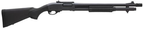 "Remington 870 Express Tactical 12 Ga 18.5"" Barrel, Ghost Ring Sights, 6rd"