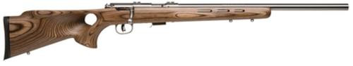"Savage 93R17 BTVS 17HMR 21"" Barrel Laminate Thumbhole Stock"
