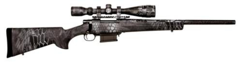 "Legacy Kryptek Full Dip Rifle Package .223 Remington 20"" Heavy Barrel 4-16x44mm Nikko Stirling Scope Typhon Camouflage 5rd"