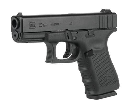 Glock G23 Gen4 .40 S&W, Fixed Sights, 3 Mags