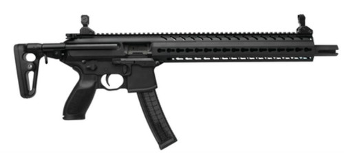 "Sig MPX 9MM Rifle Carbine 16"" Barrel Collapsible Stock 30rd Mag"