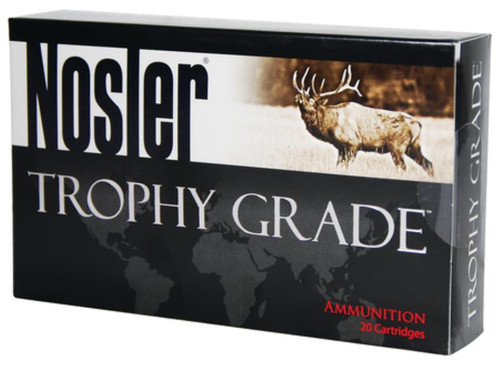 Nosler AccuBond Long Range .338 Remington Ultra Magnum 300 Grain ABLR