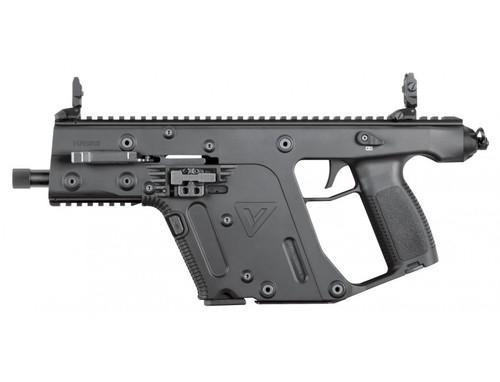 "Kriss Vector II SDP 9mm 5.5"" Threaded Barrel Black 17rd Mag- Glock"