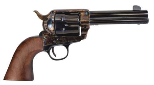 Cimarron S.A. Frontier .357 Magnum/.38 Special 4.75 Inch Barrel Blue