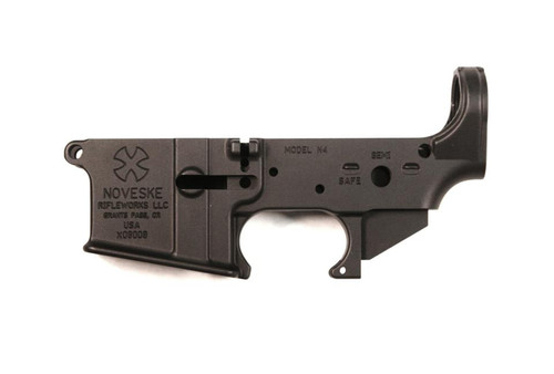 Noveske N4 Stripped Lower Receiver 5.56mm All Caliber