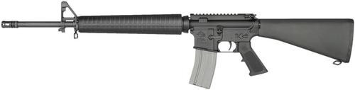 "Rock River Arms Standard LAR-15 Rifle AR-15 5.56/223 20"" Barrel, A2 Stock, 20 Rd Mag"