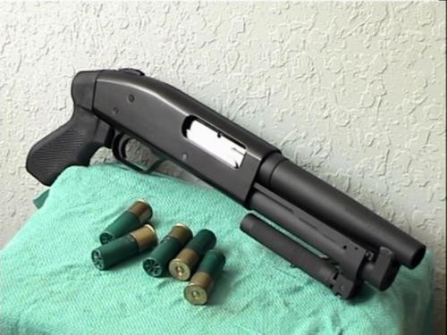 "Serbu Super Shorty 12g 6.5"" Barrel Mossberg AOW- NFA Paperwork Required"