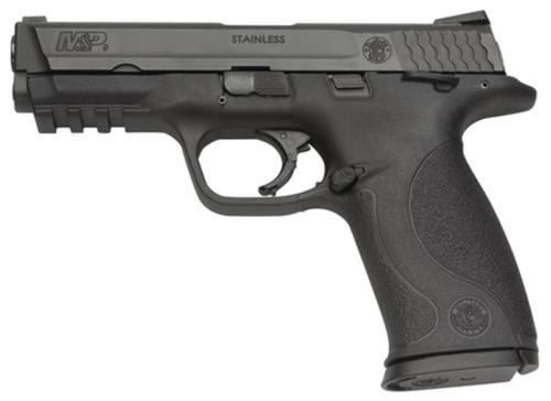 Smith & Wesson M&P9, Full Size, Thumb Safety, 17 Rnd Mags