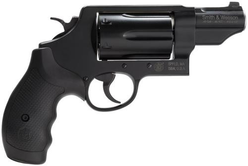 "Smith & Wesson Governor 45/410/45 Colt, Matte Black, Scandium Alloy 2.8"" Barrel"