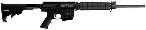 "Smith & Wesson M&P 10 State Compliant AR-10 308 Win/7.62mm, 18"" Barrel, Fixed Stock, Black, 10rd"