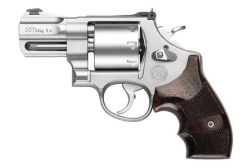 "Smith & Wesson 627 Performance Center 357 Mag, 2.5"" Barrel, Stainless"