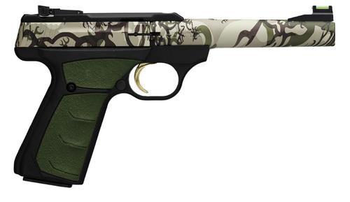 Browning BuckMark 22LR Tan Camo 10 Rd Mag