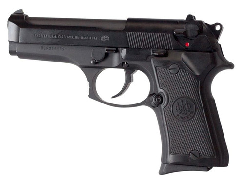 "Beretta 92FS Compact 9mm 4.3"" Barrel 3 Dot Sights 10rd Mag"