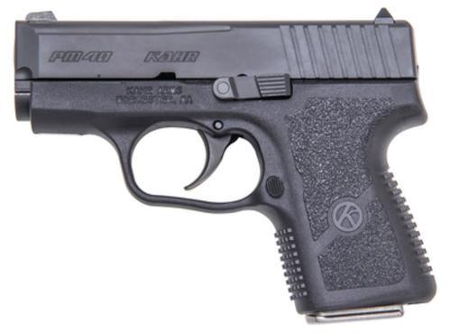 Kahr Arms KAHR PM40 40SW 3IN POLY/Black