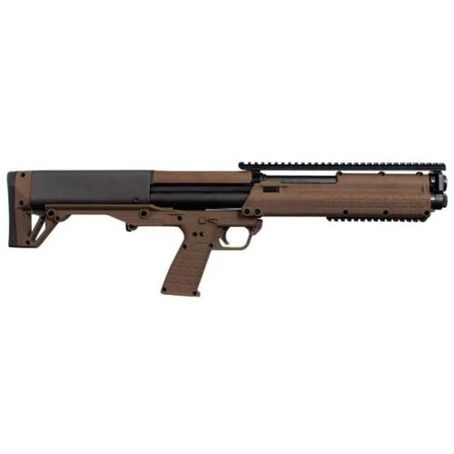 "Kel-Tec KSG 12 Ga, 18"" Barrel Twin Tube Pump Shotgun, Patriot Brown Finish"