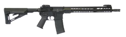 "Armalite M-15 Tactical 5.56x45mm 16"" Barrel Magpul STR Collapsible Stock Black 30.Rd Mag"