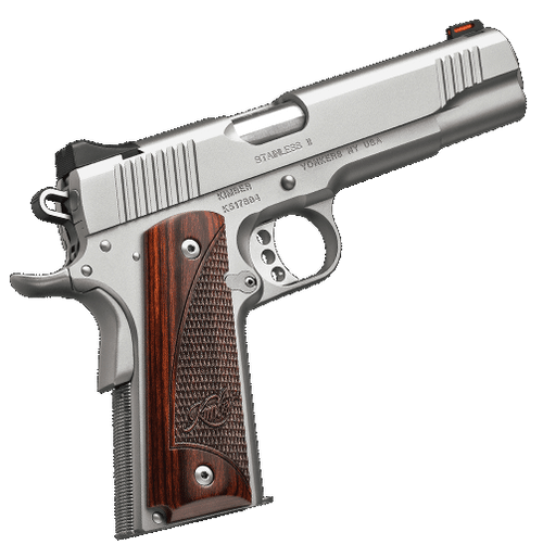 Kimber Stainless II 45 ACP Full Size 7 Rd Mag