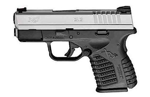 "Springfield XD-S 9mm Compact 3.3"", Bitone"