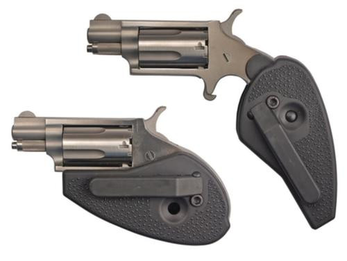 North American Arms Mini Revolver, Holster Grip, 22 Mag, 1 1/8""