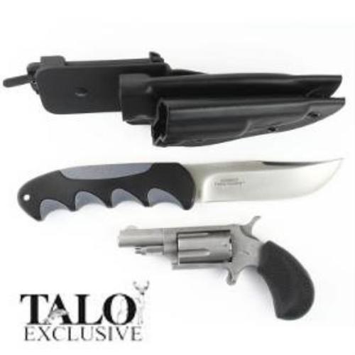 """North American Arms NAA Tucker II 22mag Gun/knife Combo Set 1-5/8"""" Barrel"""