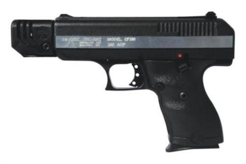 Hi-Point Pistol 380ACP, Compensator Two Tone