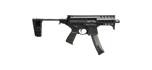 "Sig MPX 9MM Pistol 8"" Barrel PDW Semi Fold 30rd Mag"