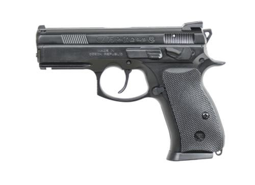 CZ P-01 Omega Convertible, 9mm, Black Alloy,, , Swappable Safety/Decocker,  10 rd