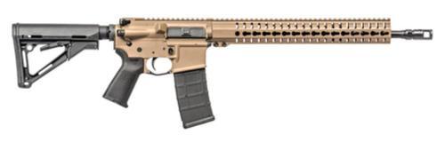 """CMMG M4 RCE 5.56/223 AR-15 16"""" Barrel Geissele 2-Stage Trigger Flat Dark Earth 30rd Mag"""