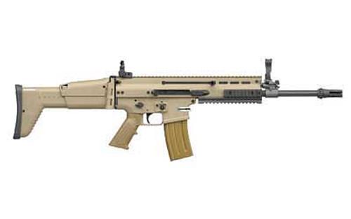 "FN SCAR 16S .223/5.56 16"" Hard Chromed Barrel Side Folding Stock Flat Dark Earth 10rd Mag"