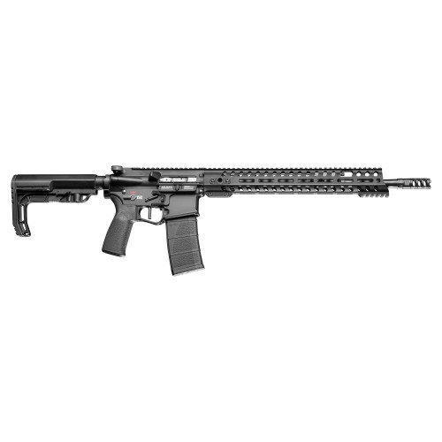 "POF RENEGADE + PLUS AR-15 5.56/223 16"" Puritan Barrel M-LOK Adjustable Stock 30rd Mag"