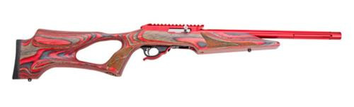 Tactical Solutions X-Ring .22LR Rifle, Vantage RS Stock, Red Anodized