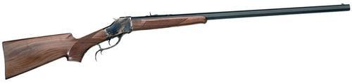 "Taylor's High Wall Sporting Rifle Lever .45-70, 32"" Barrel, Single Shot, Wood Stock, Black"