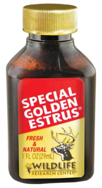 Wildlife Research Trails End Attractor Whitetail 1 oz, Golden Estrus